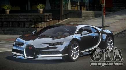 Bugatti Chiron U-Style for GTA 4