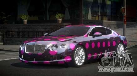 Bentley Continental Qz S5 for GTA 4