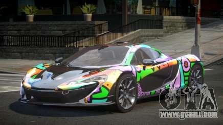 McLaren P1 U-Style S2 for GTA 4