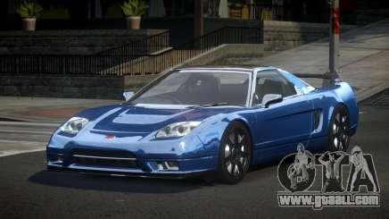 Honda NSX-R US for GTA 4