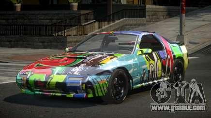 Mazda RX-7 FC3S US S9 for GTA 4