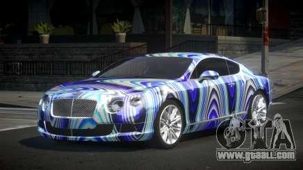 Bentley Continental Qz S1 for GTA 4