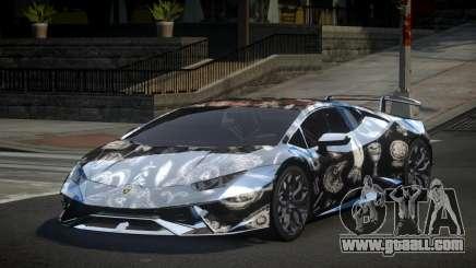 Lamborghini Huracan Qz S4 for GTA 4