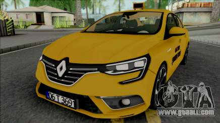 Renault Megane Taksi (MRT) for GTA San Andreas
