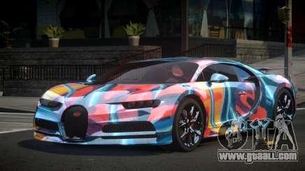Bugatti Chiron GT S8 for GTA 4
