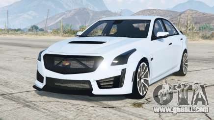 Cadillac CTS-V 2016〡add-on for GTA 5
