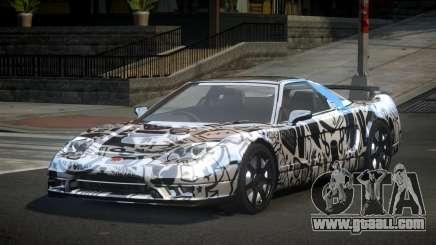 Honda NSX-R US S1 for GTA 4