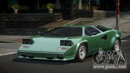 Lamborghini Countach Qz for GTA 4
