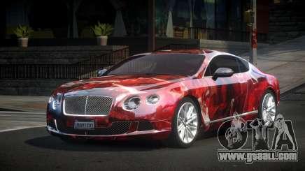 Bentley Continental Qz S10 for GTA 4