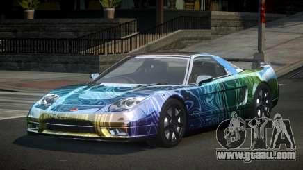 Honda NSX-R US S5 for GTA 4