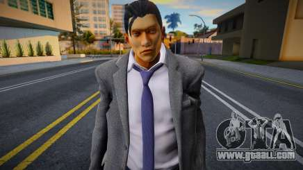 Sergei Office Manager for GTA San Andreas