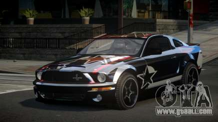 Shelby GT500 SP-R PJ8 for GTA 4