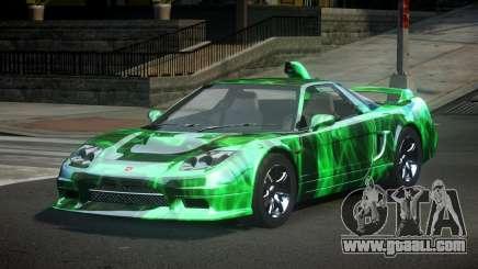 Honda NSX S-Tuning S3 for GTA 4
