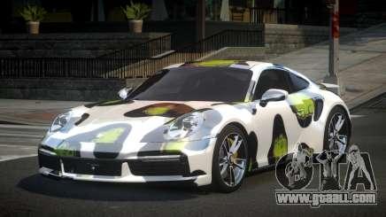 Porsche 911 Qz Turbo S8 for GTA 4