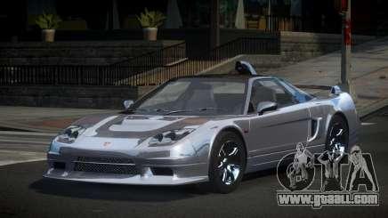 Honda NSX S-Tuning for GTA 4