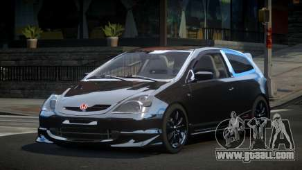 Honda Civic BS-U for GTA 4