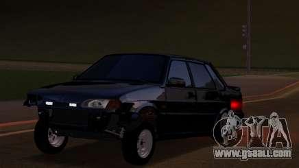 Vaz 2115 Xuliqanskiy for GTA San Andreas