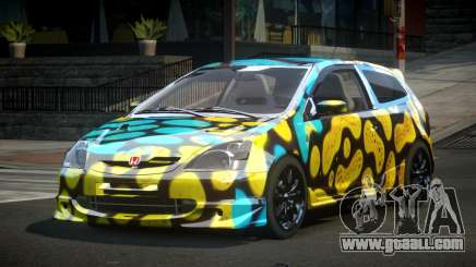 Honda Civic BS-U S4 for GTA 4