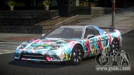 Honda NSX-R US S6 for GTA 4