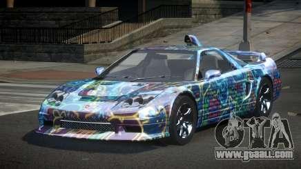 Honda NSX S-Tuning S2 for GTA 4