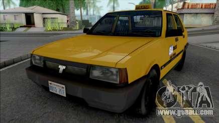 Tofas Sahin Taksi SA Style for GTA San Andreas
