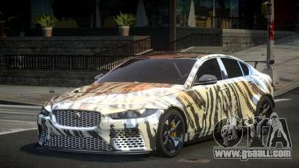 Jaguar XE Qz S1 for GTA 4